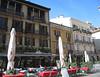 Como - piazza near Duomo