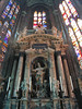 Inside Duomo di Milano (slightly blurry)