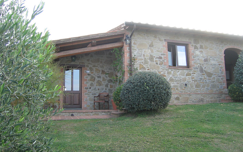 Country House Montali - another cabin (room 5, we were in 9)