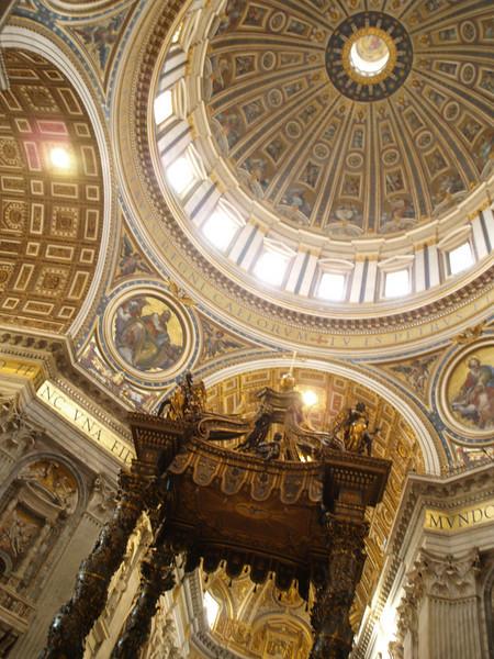 Basilica de San Pedro en el Vaticano