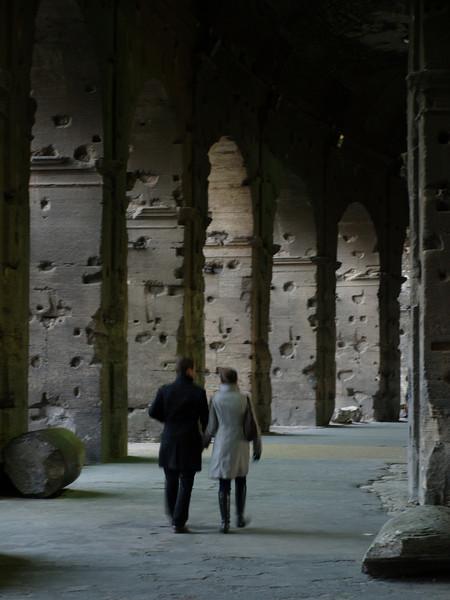 Paseando por el Coliseo