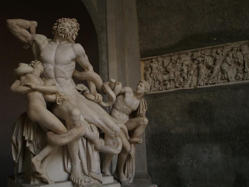 Estatua de Laocoonte