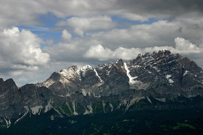 D_004 Monte  Cristallo boven Cortina