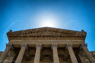 Palermo columns
