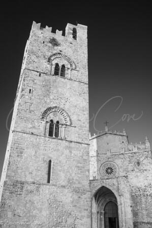 Mount Erice Tower