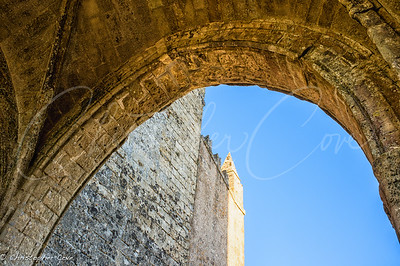 Arch and Sky