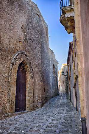 Mount Erice Alley