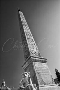 Egyptian Obelisk of Ramesses II