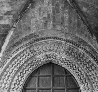 Door and Arch