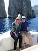 Boat from Amalfi to Capri