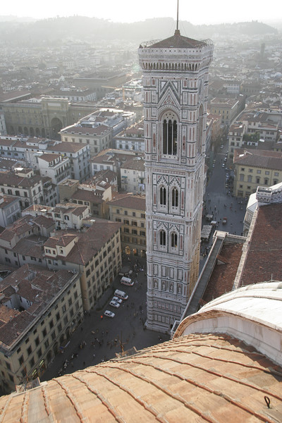 View from the Cupola, Florence