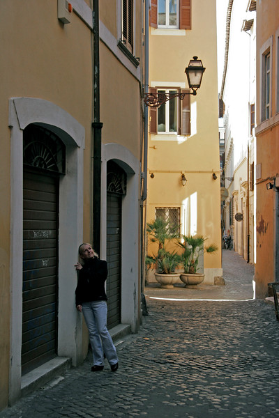 Rome's Old Town