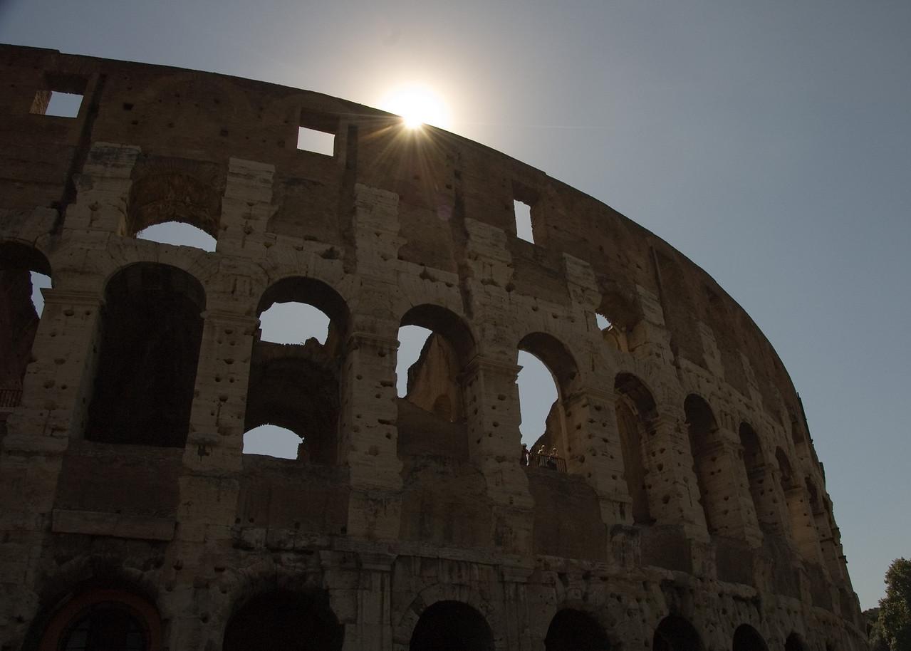 Colleseum<br /> Rome