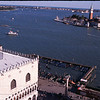 Marina at the Doge's palace.