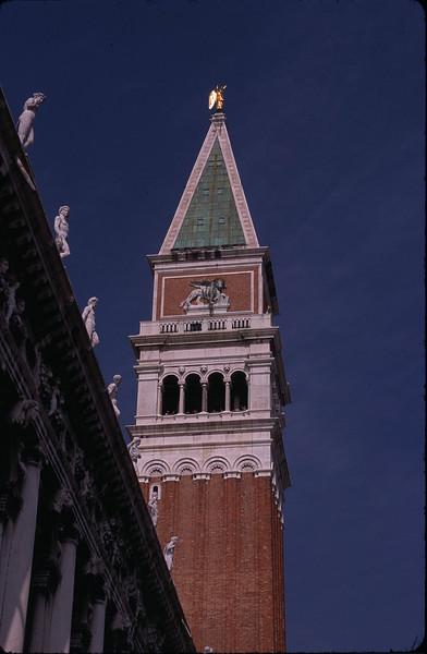 The Venice campanile.