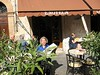 Cappucino in Montalcino