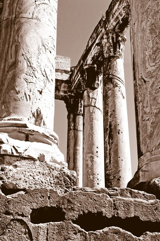 Temple-Columns-Roman-Forum-