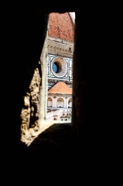 Porthole-through-a-porthole