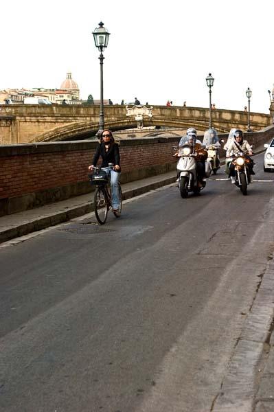 Florence Commute Pursuit
