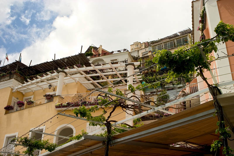 Terraced Terraces