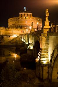 Twilight Photo Tour, Castel Sant'Angelo