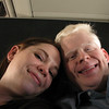On the first leg of our trip, from Seattle to L.A.