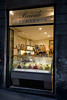 Gelato shop, Siena