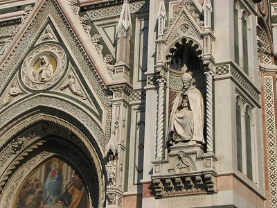 The Duomo, Florence, Italy.