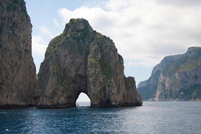 Faraglioni rocks - Capri