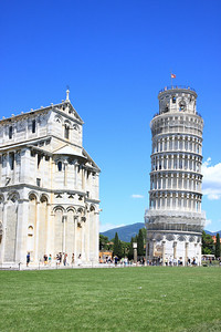 Pisa, Italy - Leaning tower of Pisa