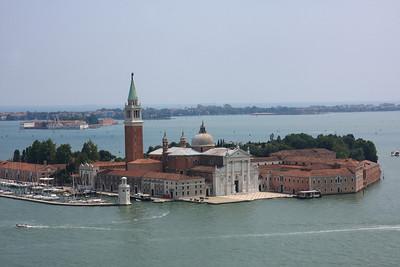Venice, Italy - San Georgio Maggiore
