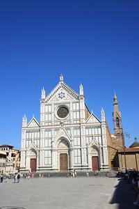 Florence, Italy - Santa Croce