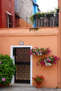 Front door Burano Home