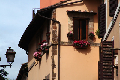 Trastavere section of Rome