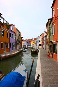 Venice, Italy - Burano Island