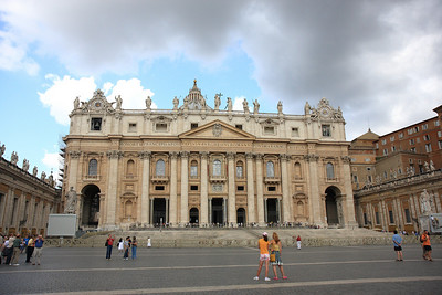 Vatican City, Rome, Italy - St. Peter's Cathedral