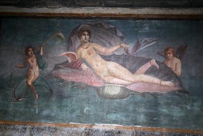 Venus on a halfshell - Pompeii