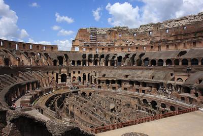 Rome, Italy - Coloseum