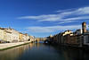 Ponte Vecchio from Ponte Santa Trinita