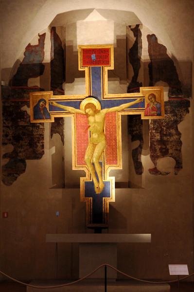 Cimabue Crucifix (1287-1288)
