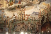 Detail from the Last Judgment fresco, Duomo, Florence