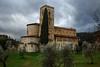 Abbazia Sant' Antimo, near Montalcino