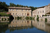 "Our host at Locando Rosati mentioned that there was a town, Bagno Vignoni, that has a thermal pool as its ""town square""."