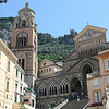 Cathedral of Saint Andrew in Amalfi.