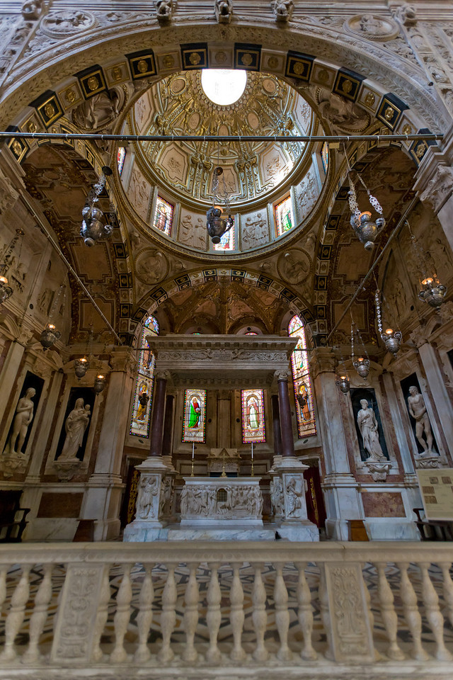 Genova-Cattedrale di San Lorenzo