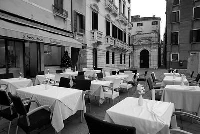 ristorante bw
