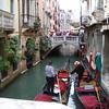 Gondolas in Venice Venice Italy