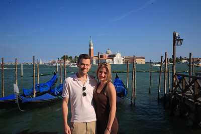 The obligatory shot from St Mark's square.