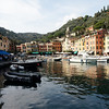 Liguria - Portofino harbour.