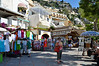 Finally down at the beach walk in Positano!  We would end up eating at Chez Black for lunch.